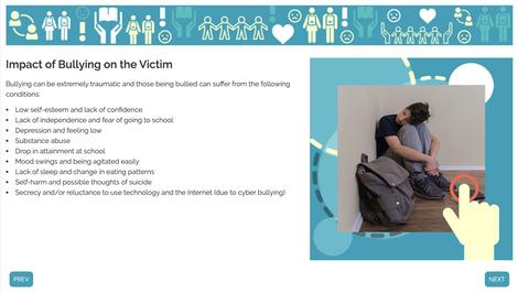 Library+screenshot+ anti+bullying